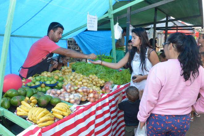 Novas vagas para permissionários nas feiras livres de Sorocaba - FELIPE PINHEIRO/SECOM SOROCABA