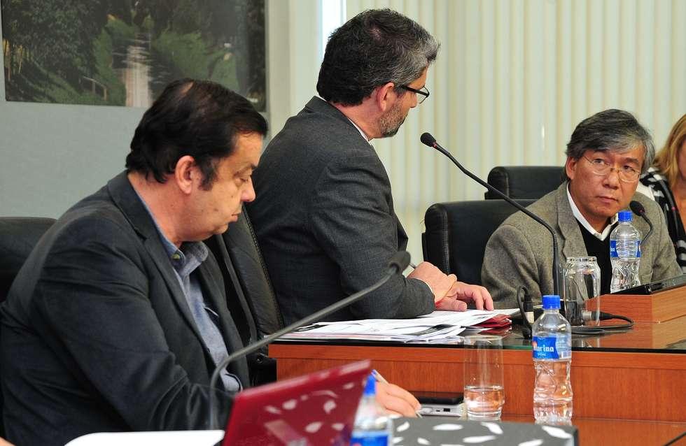 Ex-secretário e executivo depõem à CPI