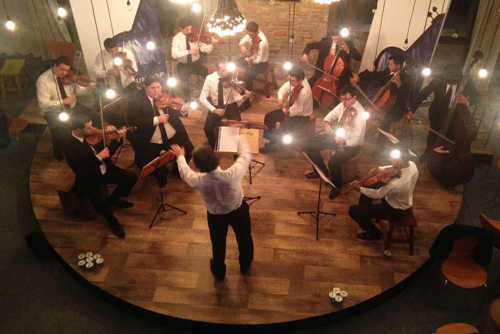'Música Brasileira para Cordas' é atração de sábado no Sesi