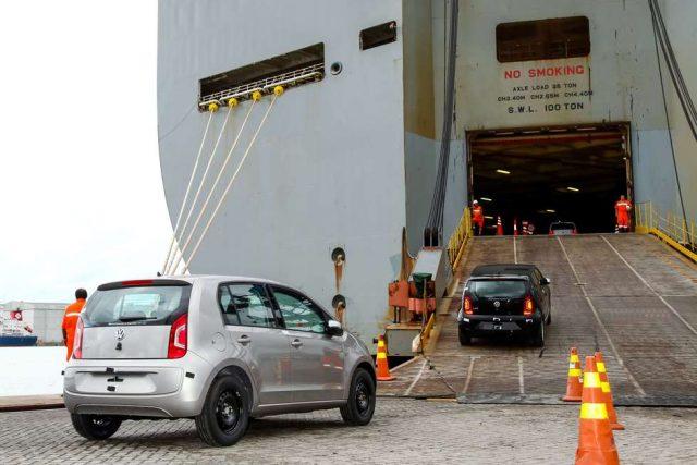 Argentina isenta parte de exportações automotivas