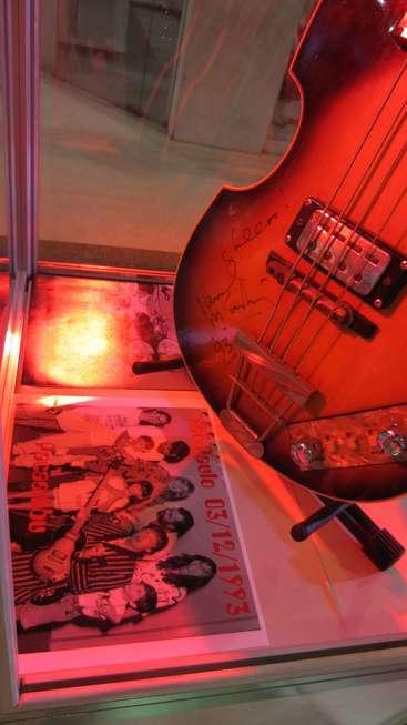 Shopping Cidade Sorocaba sedia a exposição 'Beatles Revolution'