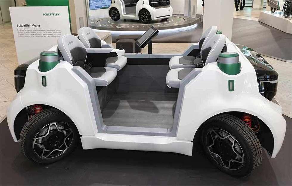 Centro de pesquisa da Schaeffler contribui para desenvolver tecnologias em mobilidade