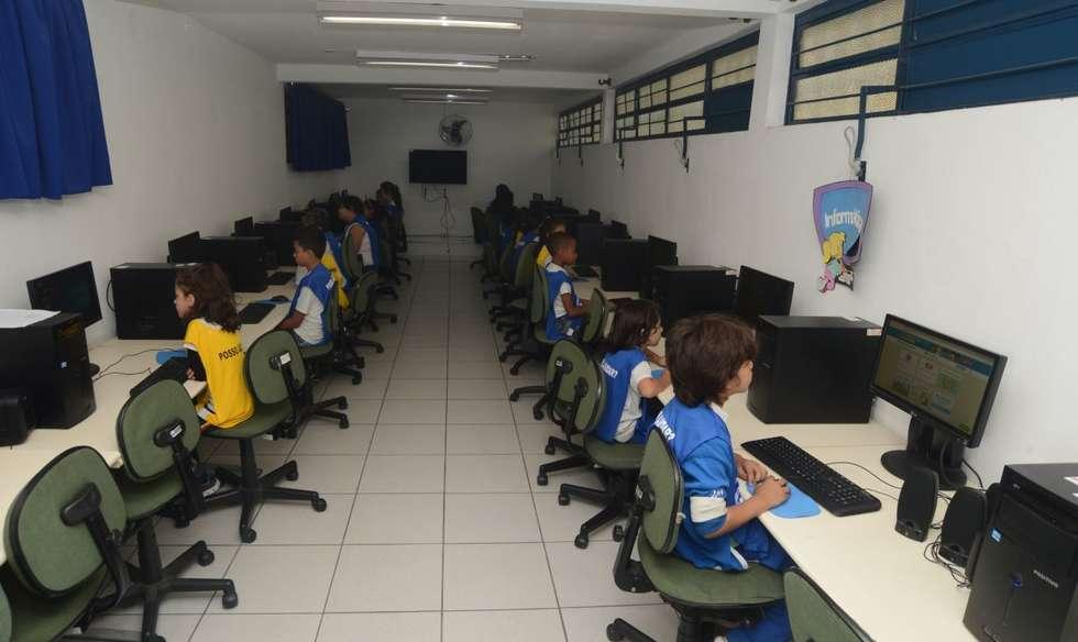 Escola já superou meta do Ideb há 9 anos