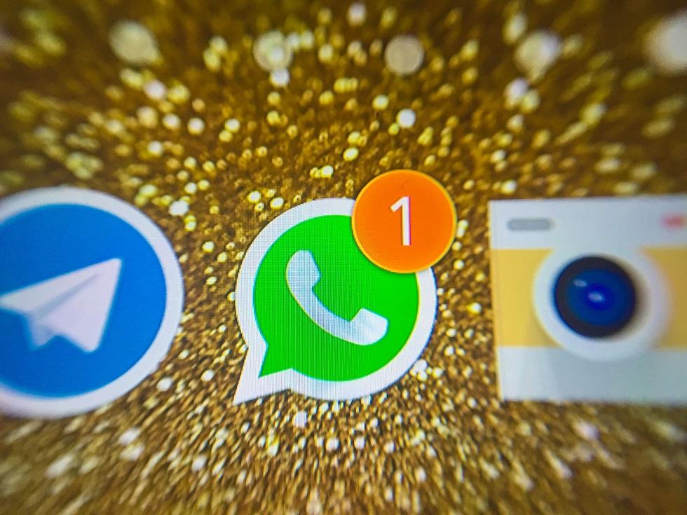 Whatsapp é um dos aplicativos mais usados no mundo. Crédito da foto: Fernanda Carvalho/Fotos Publicas