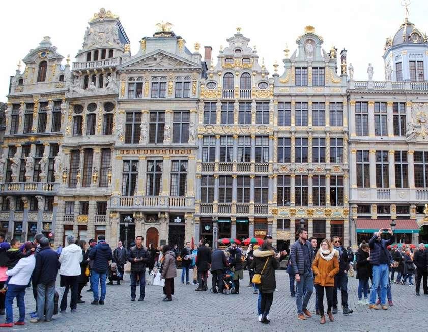 Bélgica, com gosto de chocolate