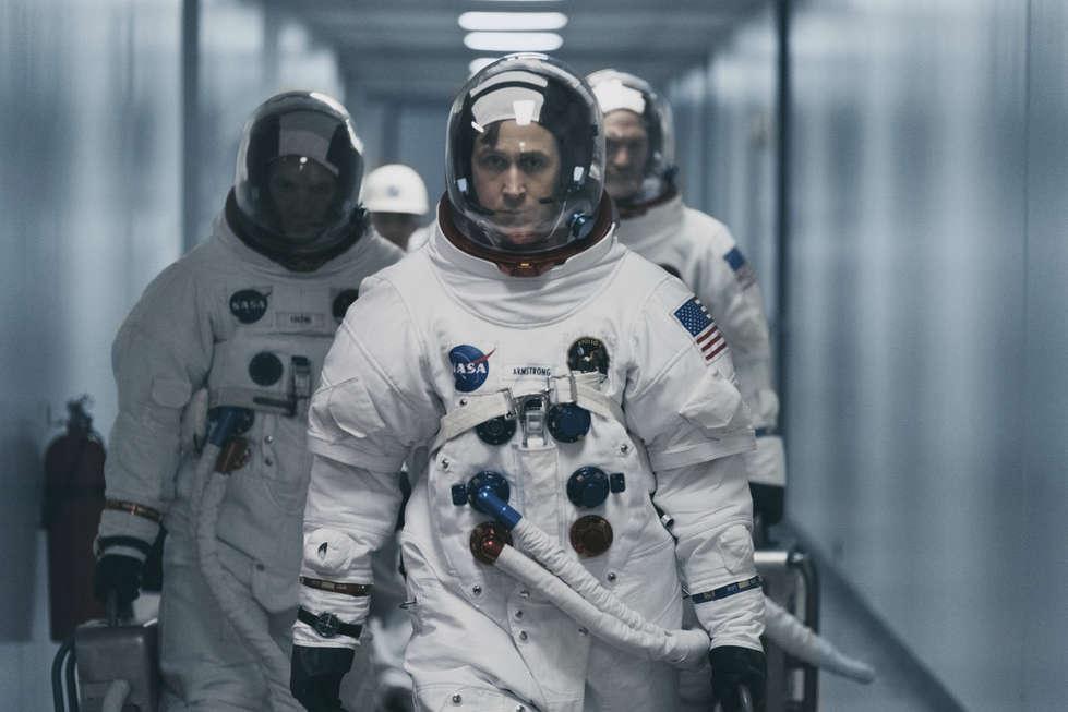 Biografia de Armstrong é uma das estreias
