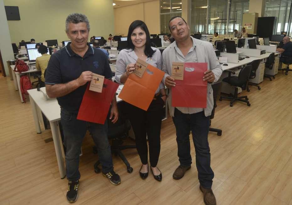 Campanha Natal Solidário pede kit incentivo ao estudo