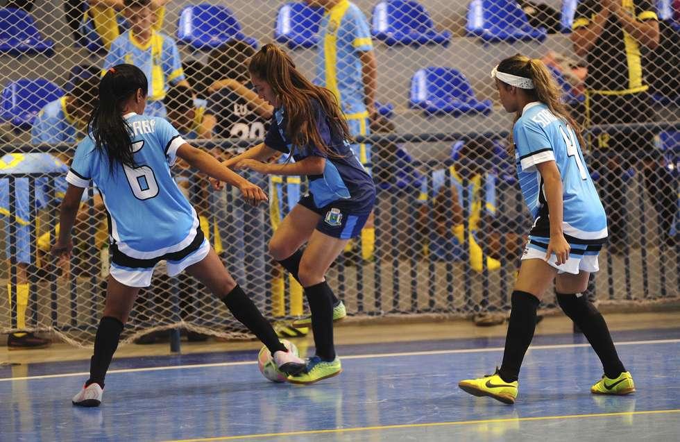 A bola já rola para meninas no Torneio Cruzeirinho 2018