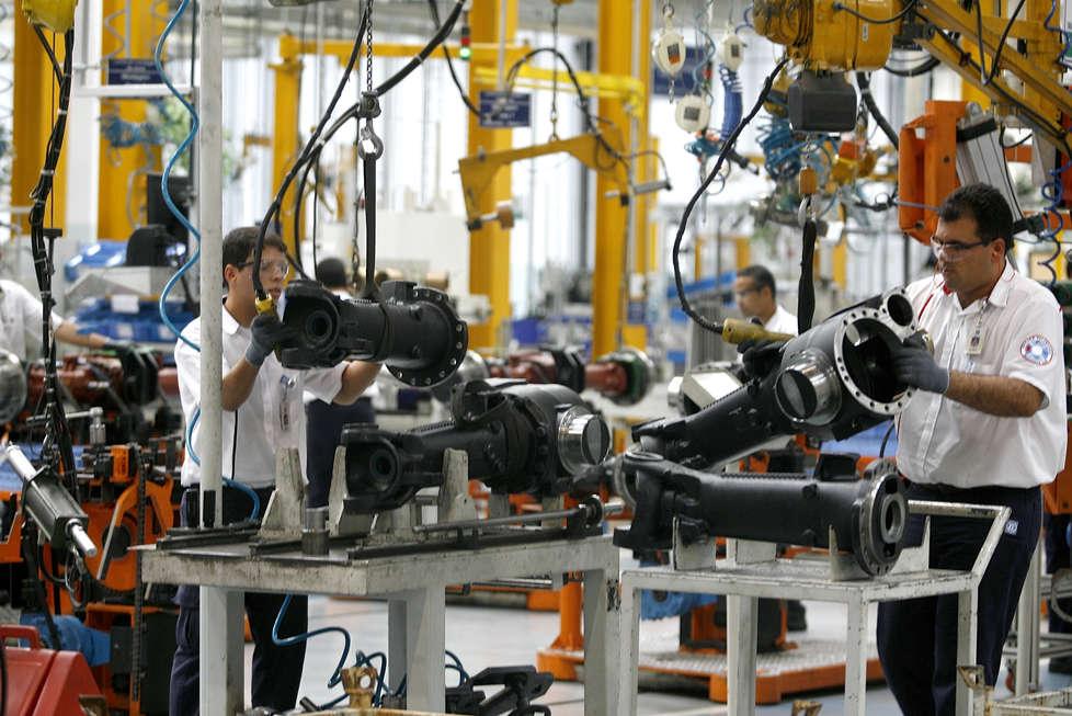 Indústria da região contrata mais no Estado em setembro