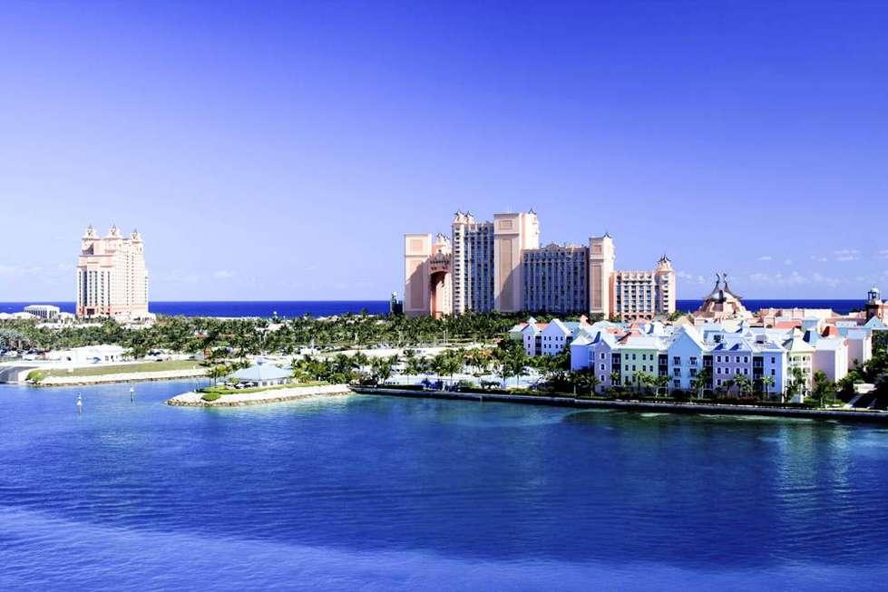 Um paraíso no Caribe