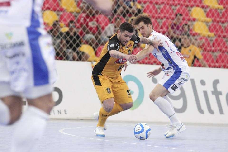 No jogo de ida, Sorocaba venceu em casa por 4 a 0