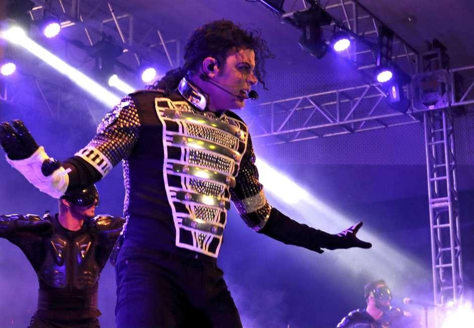 Tributo ao Rei do Pop