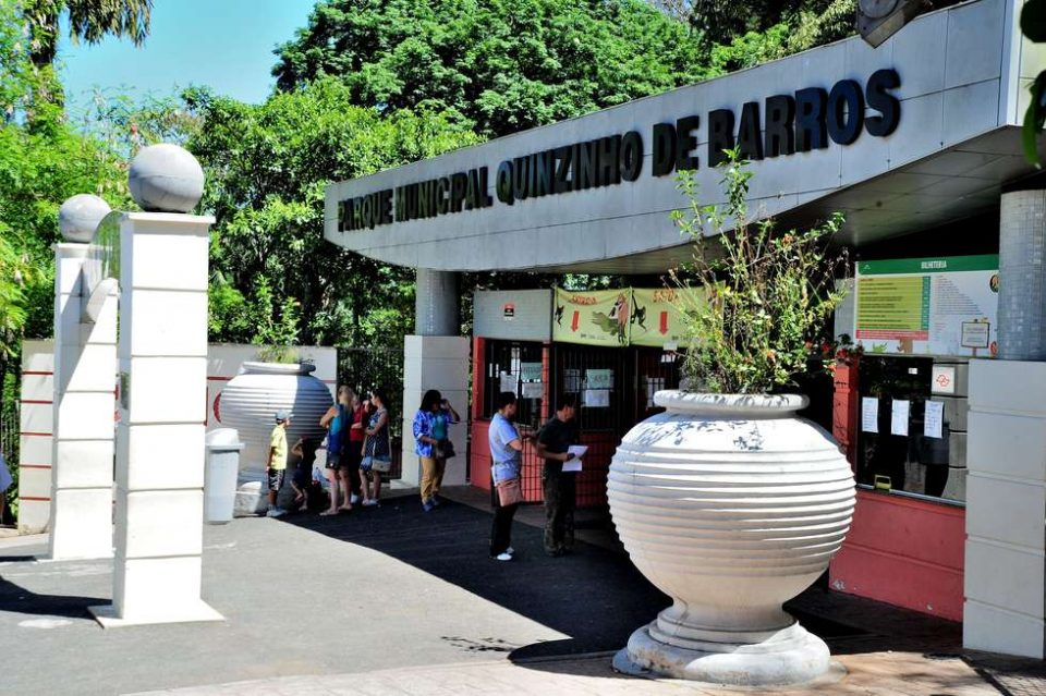 Zoológico Quinzinho de Barros cobra meia-entrada até amanhã
