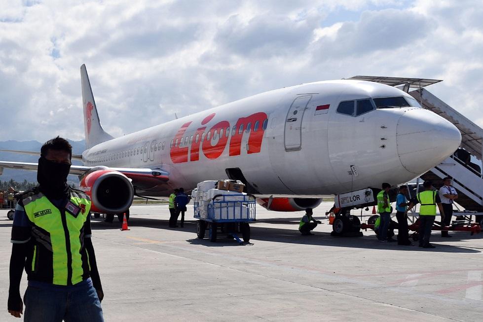 avião Indonésia
