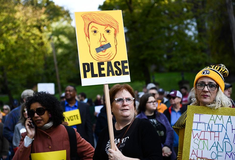 mulheres eleições EUA