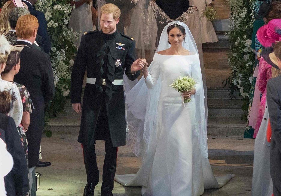 Príncipe Harry e Meghan Markle
