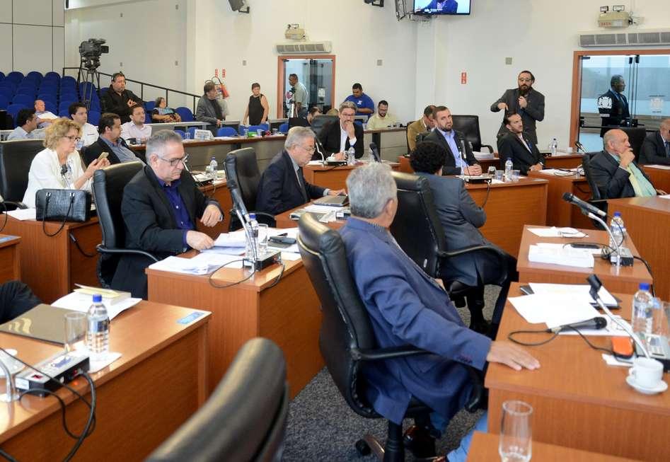 Câmara discute hoje a Lei Orçamentária de 2019