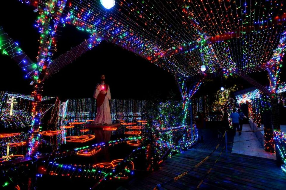 Céu Sagrado inaugura sábado 14ª edição do Natal Iluminado