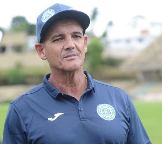 Paulo Roberto Santos, ex-técnico do São Bento.