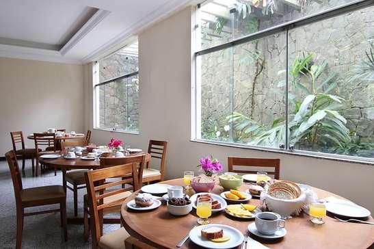 Resort para visitar as Cataratas