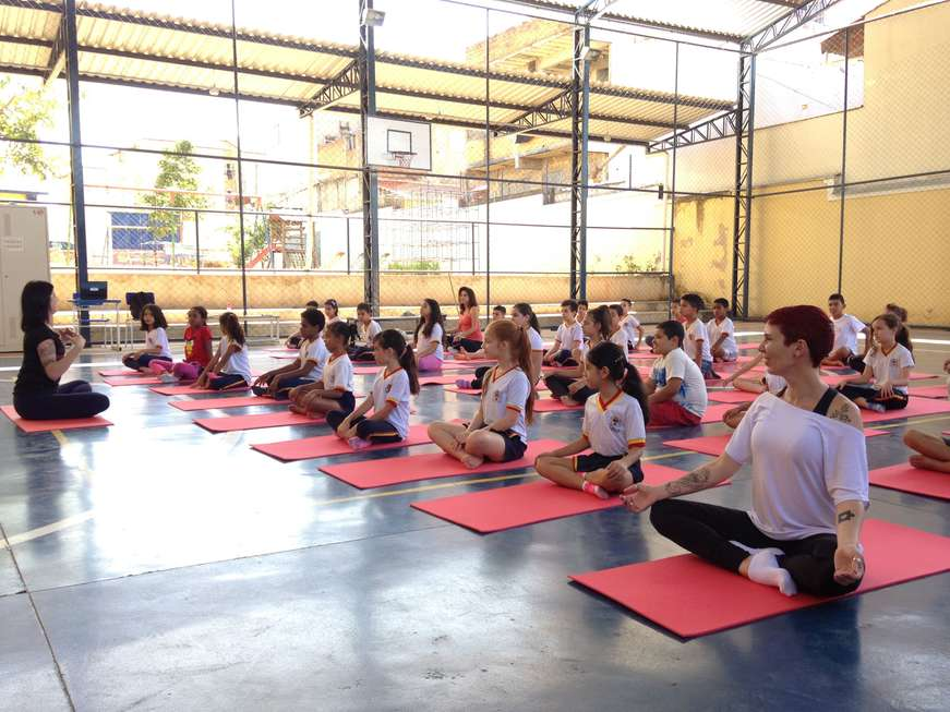 Yoga para relaxar