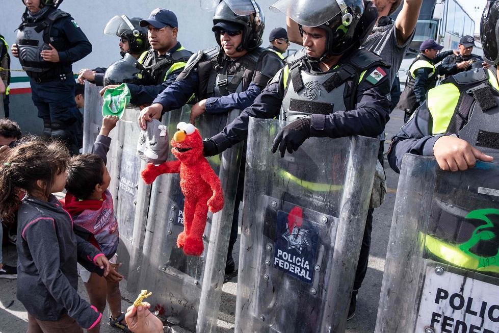 migrantes fronteira