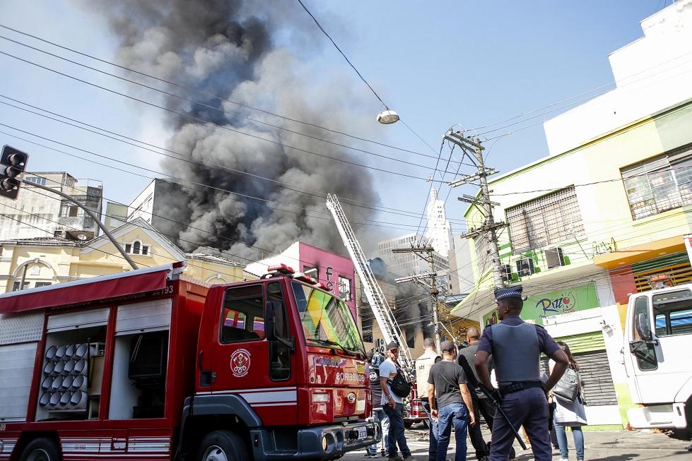incêndio 25 de março