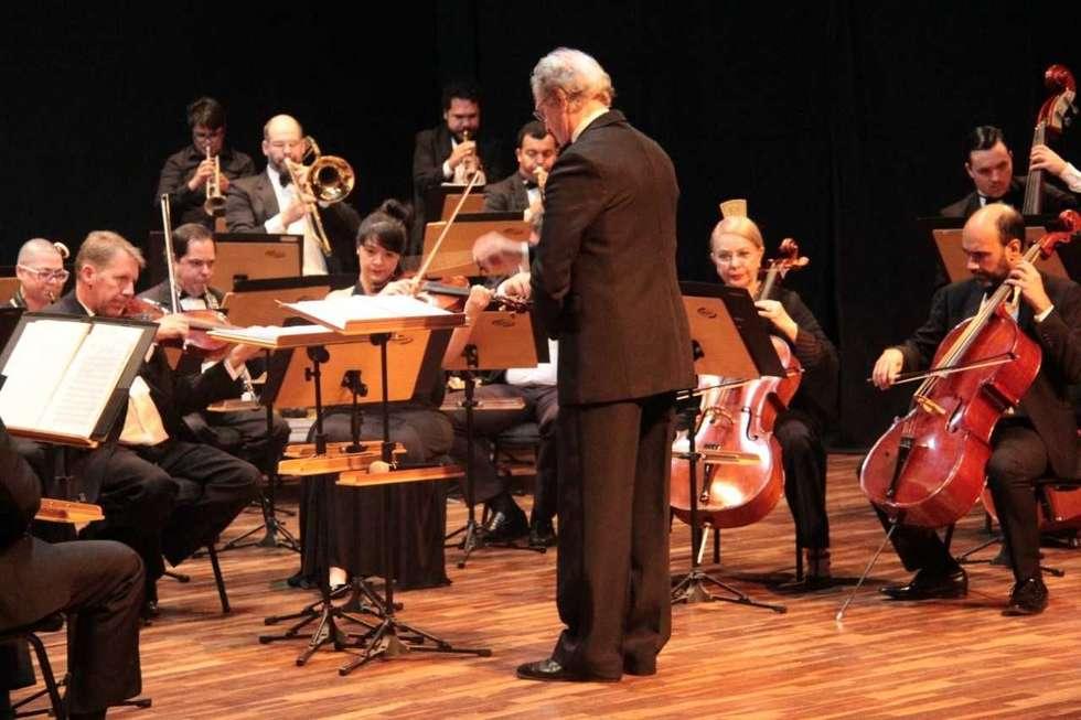 Orquestra Sinfônica se une a corais para concertos de Natal