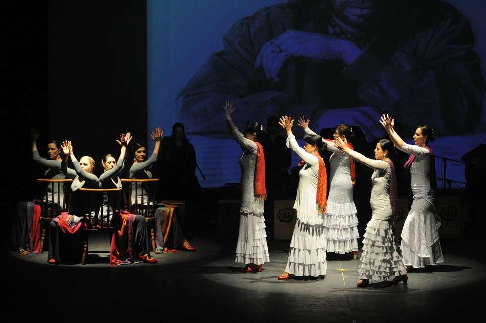 Sala Tablado Flamenco reapresenta 'Camarón, flamenco después de ti'
