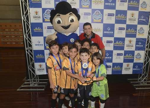 Torneio Cruzeirinho define três campeões