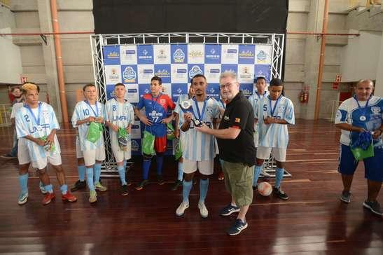 Torneio Cruzeirinho define campeões