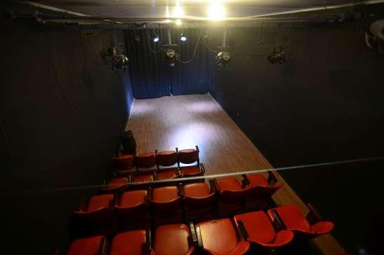 Trupé tem teatro, mas com foco na rua