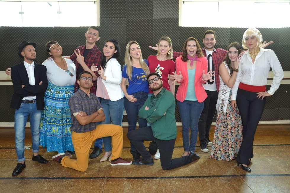Unindo dança e teatro, 'Together' fala sobre empreendedorismo