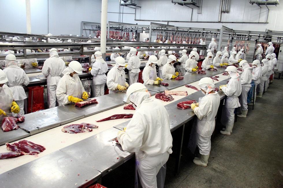Suspensa exportação de carne de 4 frigoríficos para a China