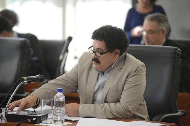 Vereador José Francisco Martinez (PSDB). Crédito da Foto: Erick Pinheiro / Arquivo JCS (11/12/2018)