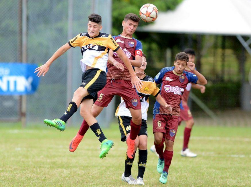Copa Votorantim de Futebol Sub-15 começa nesta sexta-feira