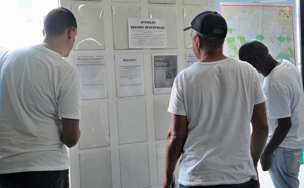 População desempregada soma 12,669 mi de pessoas, diz IBGE