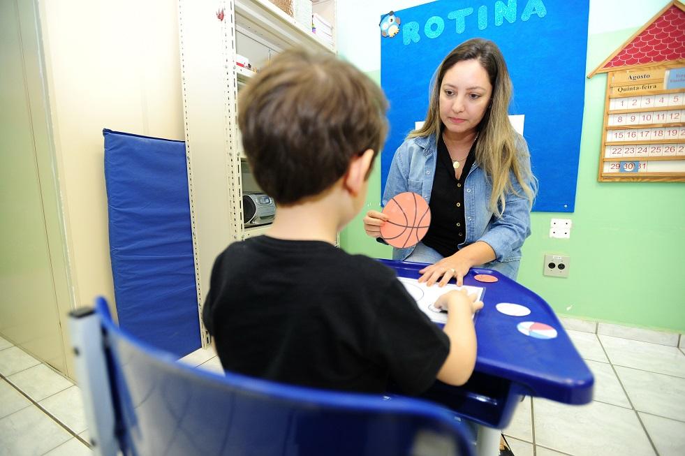 Cresce o número de estudantes com necessidades especiais