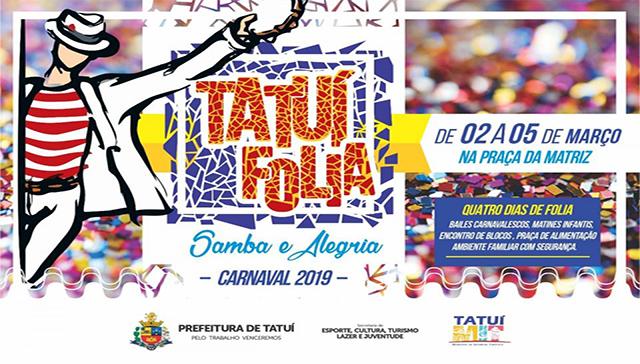 Carnaval em Tatuí