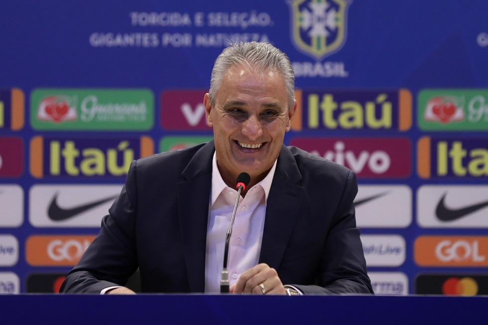 Tite convoca seleção com Vinicius Junior e Daniel Alves para amistosos