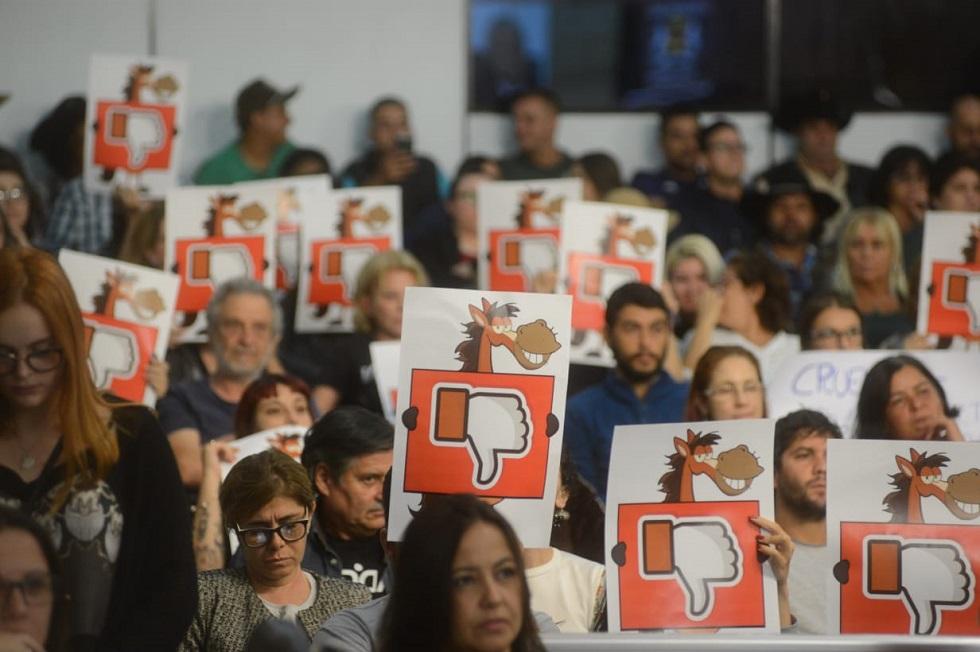 Audiência na Câmara terminou sem consenso. Crédito da Foto: Fábio Rogério (15/2/2019)