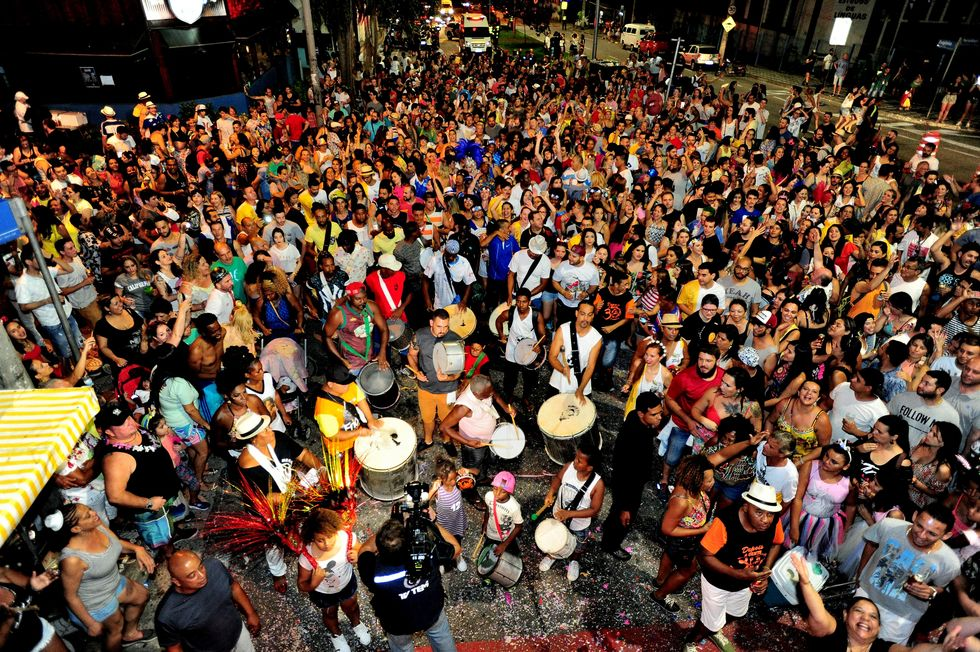 Bloco Depois abre o Carnaval sorocabano