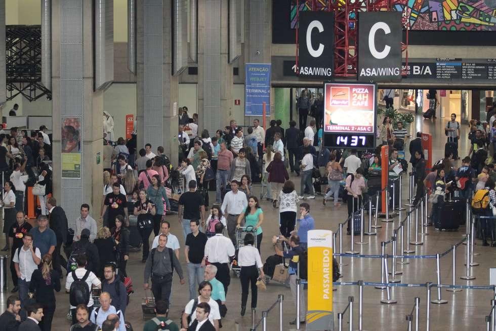 Brasil ganha 490 voos e paradas gratuitas em São Paulo