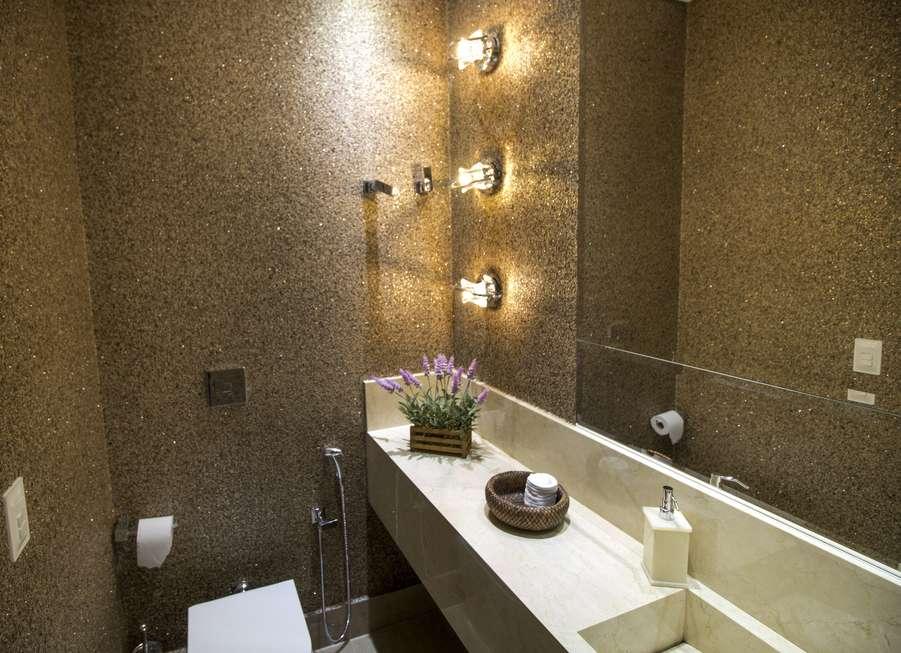 O papel de parede cola bem na sua casa!