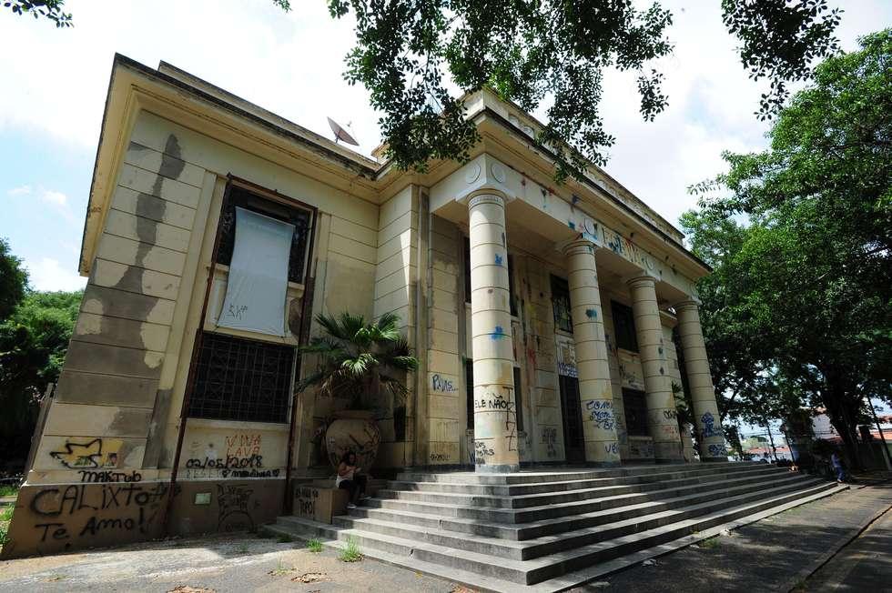 Prédio do Fórum Velho foi colocado à venda pela Governo do Estado de São Paulo