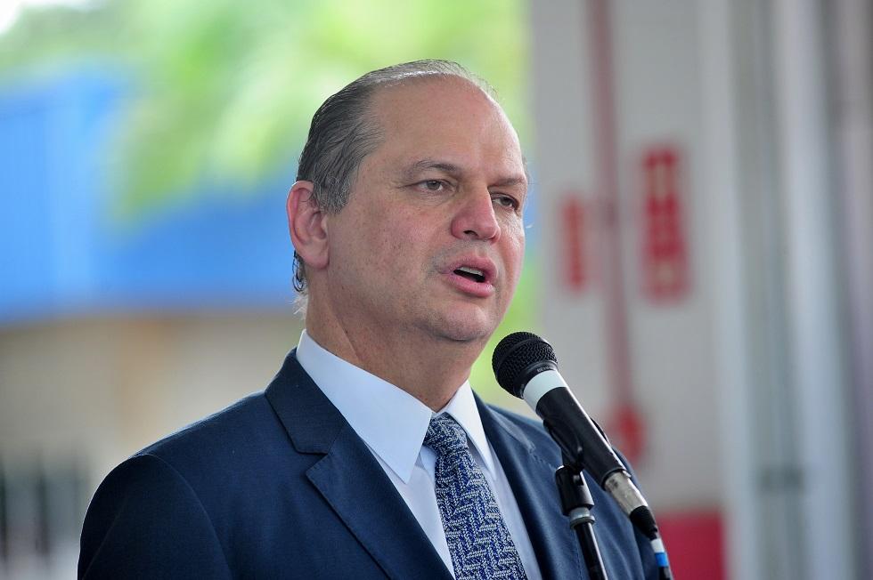 O líder do governo na Câmara, Ricardo Barros.