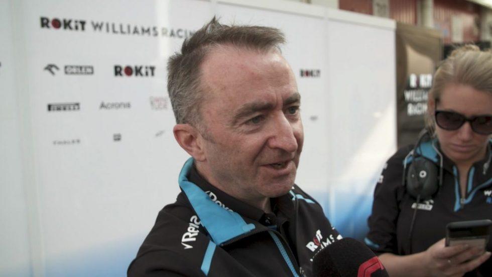 Paddy Lowe, diretor-técnico da Williams