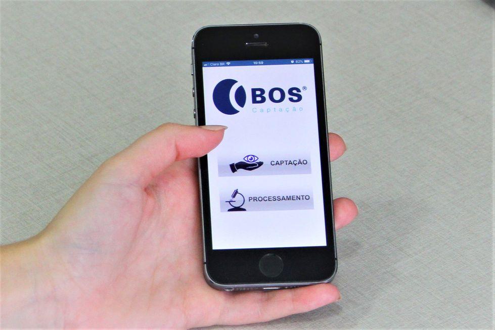 BOS lança aplicativo para agilizar doações de córneas