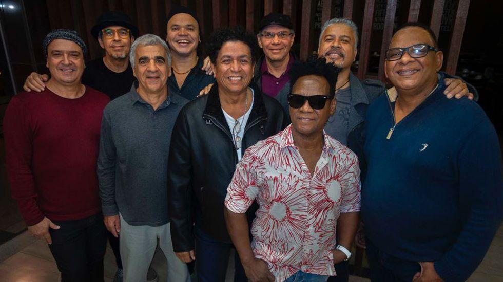 Com integrantes da Vitória Régia, show marca tributo a Tim Maia