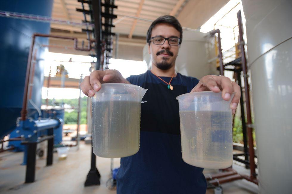 Água: consumo consciente e reutilização são essenciais